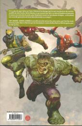 Verso de Marvel Zombies -6- Le retour