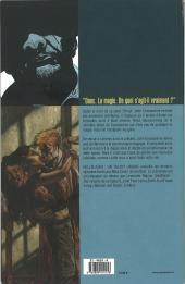 Verso de Hellblazer (100% Vertigo) -8- John Constantine, Hellblazer - Un talent unique