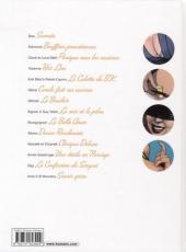 Verso de Fripons (collectif Humanos) -3a- Dessous fripons