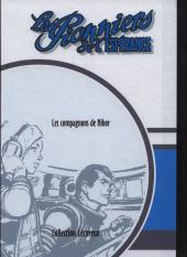 Verso de Les pionniers de l'espérance (Intégrale) -5'- Livre #1 : Les compagnons de Nibor