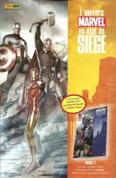 Verso de Marvel Heroes Extra (Marvel France - 2010) -4- House of M : les maîtres du mal