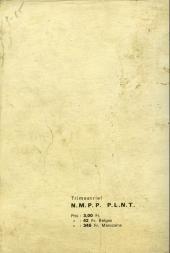 Verso de Whipii ! (Panter Black, Whipee ! puis) -Rec10- Album N°10 (Whipee ! n°19, En Garde n°6 et Apaches n°18)