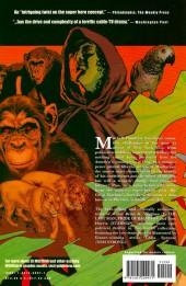 Verso de Ex Machina (2004) -INT04- March to War
