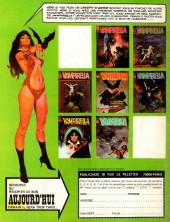 Verso de Vampirella (Publicness) -10- N°10