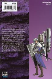 Verso de Monster Hunter Orage -3- Tome 3