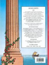 Verso de Alix -29- Le Testament de César