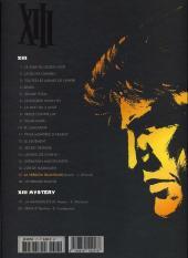 Verso de XIII (Le Figaro) -17- La version irlandaise