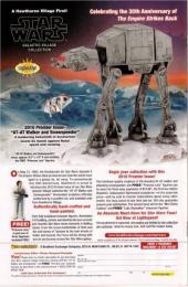 Verso de Star Wars: Knight Errant (2010) -1- Aflame #1