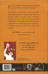 Verso de Rex Mundi -2- Le Fleuve Souterrain