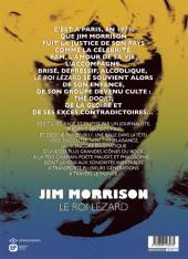 Verso de Jim Morrison, Poète du Chaos