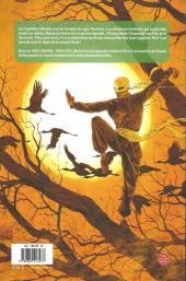 Verso de Iron Fist (100% Marvel - 2008) -5- L'Évasion de la huitième cité