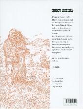 Verso de Buddy Longway -INT3- La folie des hommes