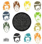Verso de Le petit Livre Beatles