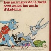 Verso de Astérix et ses amis -3- Tome 3