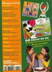 Verso de Minnie mag -51- Numéro 51