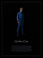 Verso de Golden City -INT2- Intégrale - Tomes 4 à 6