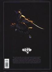 Verso de Okko -INT2- Le Cycle de la terre - Édition intégrale