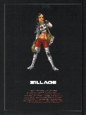 Verso de Sillage -INT2- L'Intégrale - Tomes 4 à 6