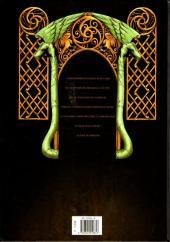 Verso de Merlin - La quête de l'épée -4- Mureas
