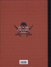 Verso de Barracuda (Jérémy) -1TL- Esclaves