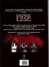 Verso de FVZA (Federal Vampire & Zombie Agency) -3- Tome 3