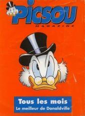 Verso de Picsou Magazine -HS2- Agenda des blagues 2003/2004