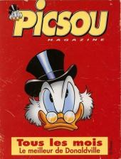 Verso de Picsou Magazine -HS1- Le manuel des castors juniors 2001