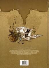 Verso de Souvenirs d'un Elficologue -2- Balor