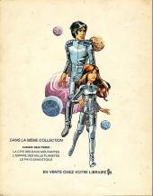Verso de Valérian -2Pub- L'empire des mille planètes