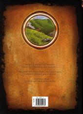 Verso de Les brumes d'Asceltis -INT1- Intégrale Cycle 1