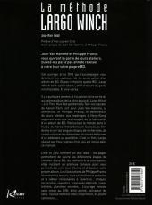 Verso de Largo Winch -HS- La méthode Largo Winch