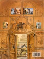 Verso de India dreams -6- D'un monde à l'autre