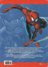 Verso de Spider-Man - Les aventures (Panini comics) -8- Chasse aux X-Men !