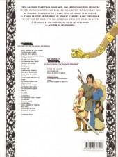 Verso de Thorgal -32- La Bataille d'Asgard