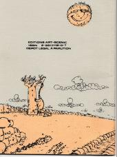 Verso de Les préhistos - Les Préhistos ...ou tard