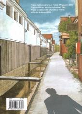 Verso de Quartier lointain -INTa- L'intégrale + Le dossier du film