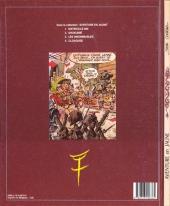 Verso de Les innommables (Premières maquettes) -1a'- Aventure en jaune
