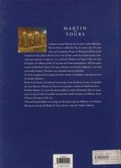 Verso de Martin de Tours (Martin) -a- Martin de tours
