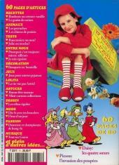 Verso de Minnie mag -71- Numéro 71