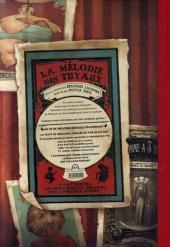 Verso de (AUT) Lacombe, Benjamin - La mélodie des tuyaux