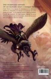 Verso de Amulet -3- Les chercheurs de nuages