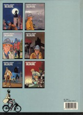 Verso de Jérôme K. Jérôme Bloche -2b1990- Les êtres de papier