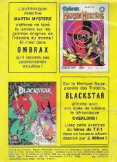 Verso de Blek (Les albums du Grand) -420- Numéro 420