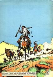 Verso de Jerry Spring -5- La passe des indiens