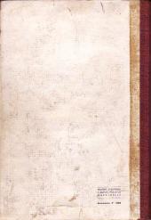 Verso de Valhardi -1- Jean Valhardi détective