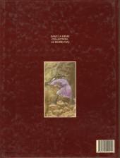 Verso de Le moine fou -2- La mémoire de pierre