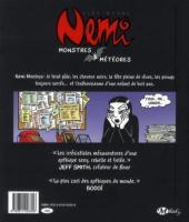 Verso de Nemi -2- Monstres et météores