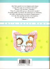 Verso de Chi - Une vie de chat (format manga) -1- Tome 1