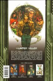 Verso de Hunter killer -4- Cyberforce