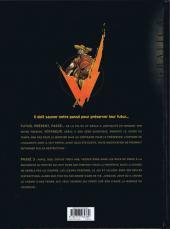 Verso de Voyageur -11- Passé 3